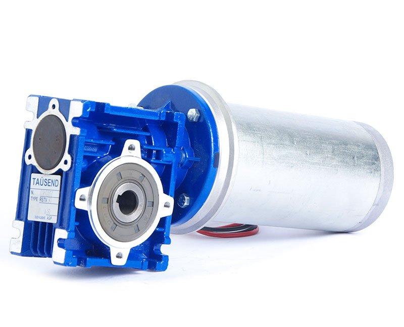 Motorreductor de corriente continua 24V 250 W 28 rpm