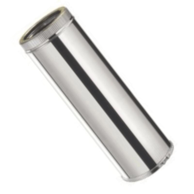 Tubo aislado de acero inoxidable-acero inoxidable todos los diámetros
