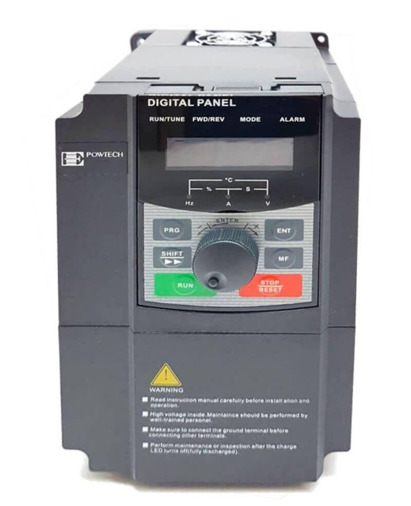 Variador de frecuencia trifásico Powtech 18,5 kw/ 25 CV