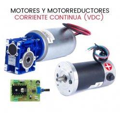 Ventajas y desventajas de motores de corriente continua